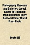 Photography Museums and Galleries: 291