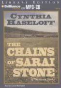 The Chains of Sarai Stone - Haseloff, Cynthia
