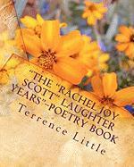 """""""The """"Rachel Joy Scott"""" Laughter Years""""--Poetry Book"""