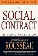 The Social Contract Jean-Jacques Rousseau Author
