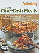 Good Housekeeping: Best One-Dish Meals: Delicious Casseroles, Frittatas, Roasts, Stews & Stir-Fries (Good Housekeeping Cookbooks)