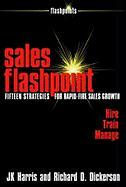 Sales Flashpoint: Fifteen Strategies for Rapid-Fire Sales Growth: Hire, Train, Manage (Flashpoints (Entrepreneur Press))