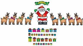 Santa 'n Reindeer - Inkers, Dj