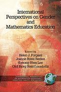 International Perspectives on Gender and Mathematics Education (PB)
