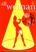 All Woman: Soul (Piano/Vocal/Guitar), Book & CD
