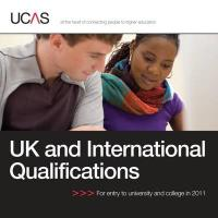 UK and International Qualifications Cd Rom 2011 Entry