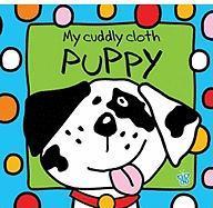 My Cuddly Cloth Puppy