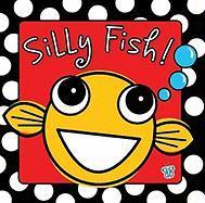 Silly Fish Bath Book - Stafford, Charles