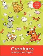 Creatures in Maori and English Ahurewa Kahukura Author