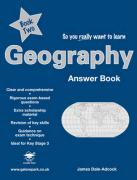 So You Really Want to Learn Geography Book 2