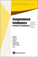 Computational Intelligence: Foundations and Applications - Proceedings of the 9th International Flins Conference (World Scientific Proceedings Series ... Engineering and Information Science, Band 4)