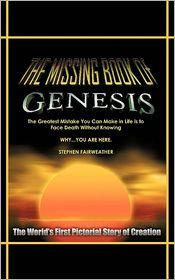 The Missing Book of Genesis