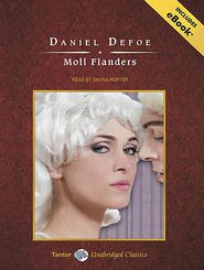 Moll Flanders - Daniel Defoe, Narrated by Davina Porter