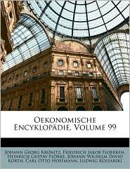 Oekonomische Encyklopdie, Volume 99 - Johann Georg Krunitz, Friedrich Jakob Floerken, Heinrich Gustav Flrke