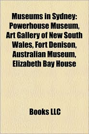 Museums in Sydney: Art museums and galleries in Sydney, Collections of the Powerhouse Museum, Sydney - Source: Wikipedia