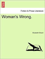 Woman's Wrong.