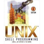 UNIX Shell Programming - Arthur, Lowell Jay; Burns, Ted
