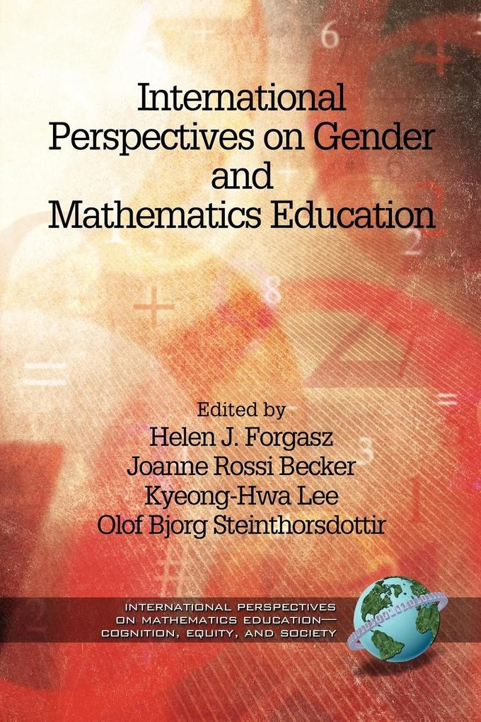 International Perspectives on Gender and Mathematics Education (PB) als Taschenbuch von - 1617350419